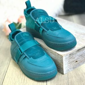 NWT Nike AF1 Explorer XX Geode Teal W AUTHENTIC NWT